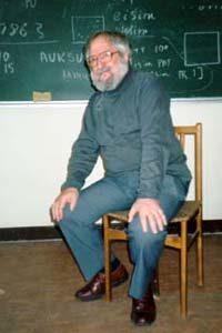 S. Papertas Klaipėdoje 1997 m.
